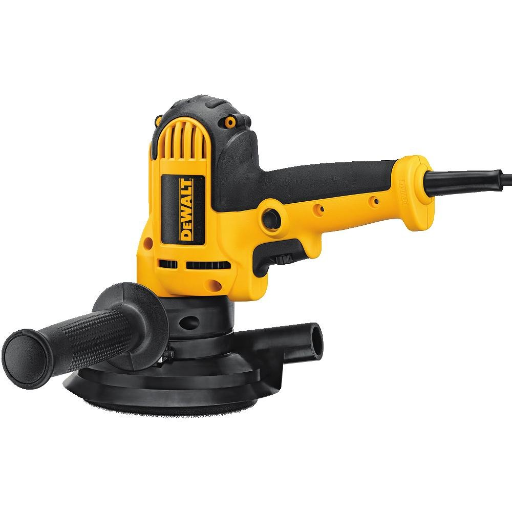 2. DEWALT DWE6401DS 5-Inch VS Disc Sander with Dust Shroud