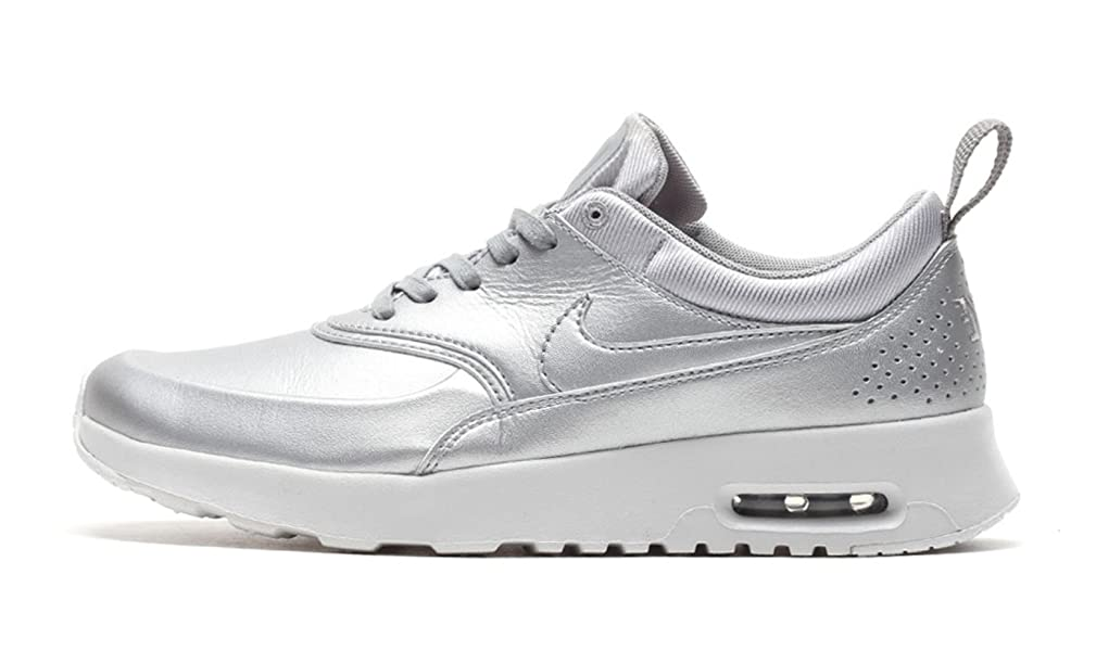 wholesale dealer ad86f f0d82 Nike Air Max Thea SE Womens Metallic Silver 861674-001 (7)