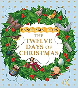 the twelve days of christmas panorama pops grahame baker smith 9780763694852 amazoncom books - When Does The Twelve Days Of Christmas Start