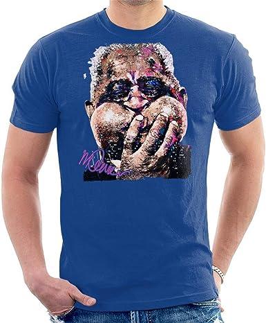 VINTRO Trumpeter Dizzy Gillespie - Camiseta para hombre ...