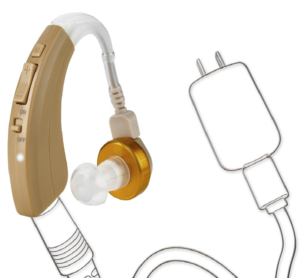 Rechargeable NewEar High Quality Digital Ear Hearing Amplifier FDA Approved NEW Model!