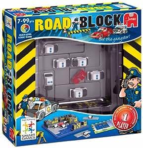Jumbo Smart Games Road Block - Juego de ingenio