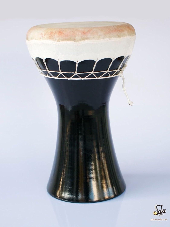 Professional Medium Bass Clay Darbuka Ceramic Dohola Doumbek KIK-125   B077HWXSSV