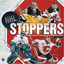 NHL Stoppers 2009 Calendar (French Edition) Trends