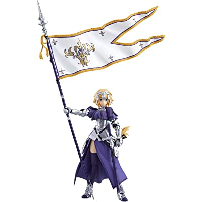Max Factory Fate/Grand Order: Ruler/Jeanne D'Arc Figma Action Figure: Toys & Games