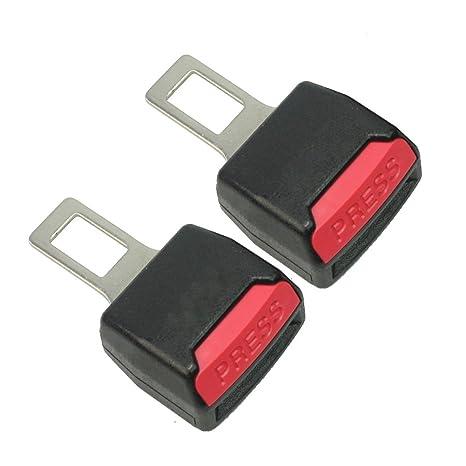 offrire sconti dettagli per negozio di sconto Des Mall em00100-de - 2 adattatori per cintura di sicurezza ...