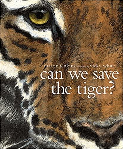 Vicky White - Can We Save The Tiger?