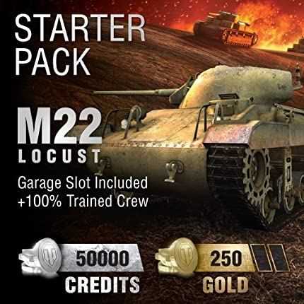 Amazon com: World of Tanks - Advanced Pack [Online Game Code]: Video