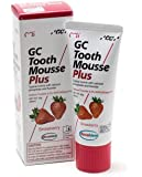 Gc Recadent Tooth Mousse Plus (Strawberry Flavor) 40G