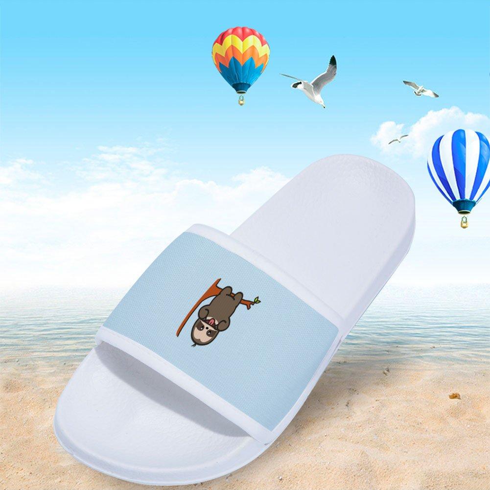 Ron Kite Boys Girls Stylish Beach Sandals Indoor Floor Slipper Anti-Slip House Sandal Bath Slipper