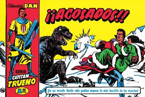 Descargar Libro El Capitán Trueno #12. ¡¡acosados!! Víctor Mora