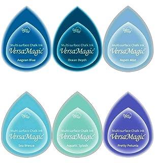 Tsukineko Versa Magic Dew Drops Set 6 Pezzi 4