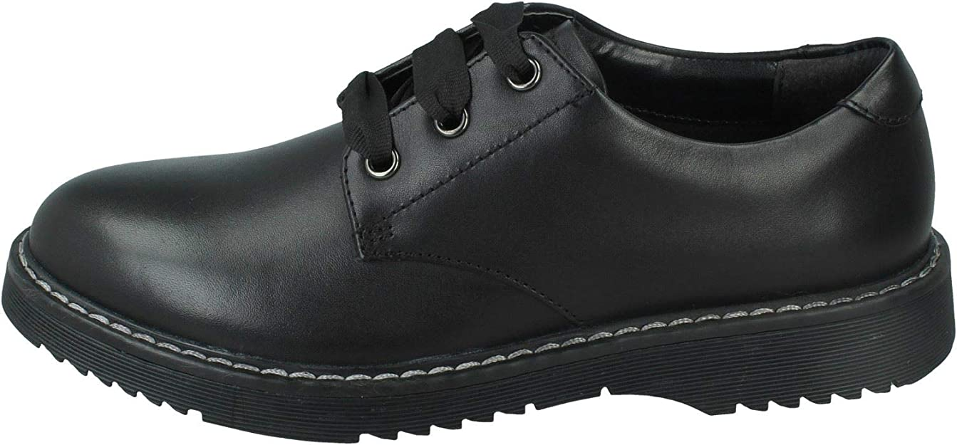 Details about  /Girls Angry Angels By Startrite Smart Lace Up School Shoes /'Impact/'