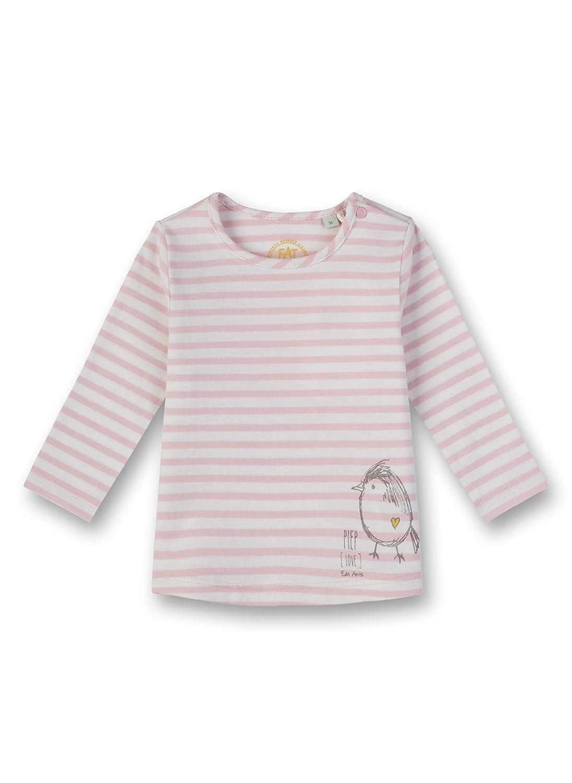 Sanetta Baby-Mädchen Langarmshirt Shirt 114364.0