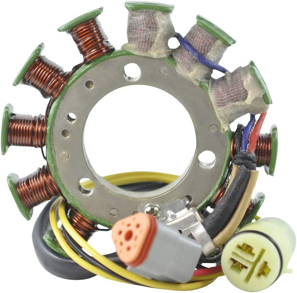 Stator For Ski-Doo Formula 500-670 Grand Touring 500 583 MX Z 500-670 Skandic 500 Summit 500-670 cc 1998 1999 2000 OEM Repl.# 410922100 410922904 410922905