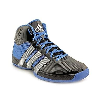 Adidas Commander TD 4 Men s Basketball Shoes Black Blue 12