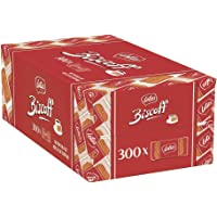 Lotus Biscoff 0.2 Ounce (300 Count) European Biscuit Cookies