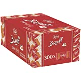 Lotus Biscoff - European Biscuit Cookies - 0.2 Ounce (300 Count) - Individually Wrapped - Non GMO Project Verified…