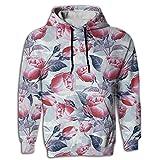 Best Bud Hoodies - K321dsh21 Sweatshirts Rose Flower Bud Man Fashion Hoodie Review