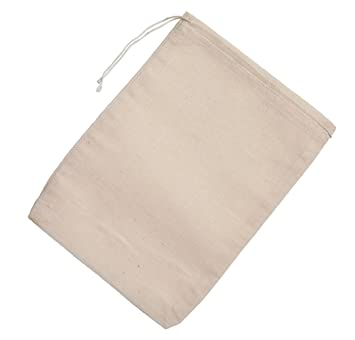 Amazon Cotton Muslin Bags 25 Count 5 X 7 Inches Natural