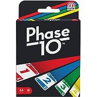 Mattel Games Phase 10 Juego de emparejar Cartas