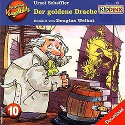Der goldene Drache (Kommissar Kugelblitz 10)