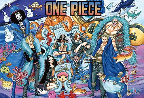 1000Piece Jigsaw Puzzle Anime One Pieces Special Day 20th Anniversary Special Limited Edition