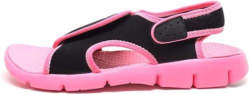 Nike Black Sunray Sport Sandals
