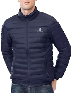 Tommy Hilfiger Mens Packable Down Jacket (Standard and Big ...