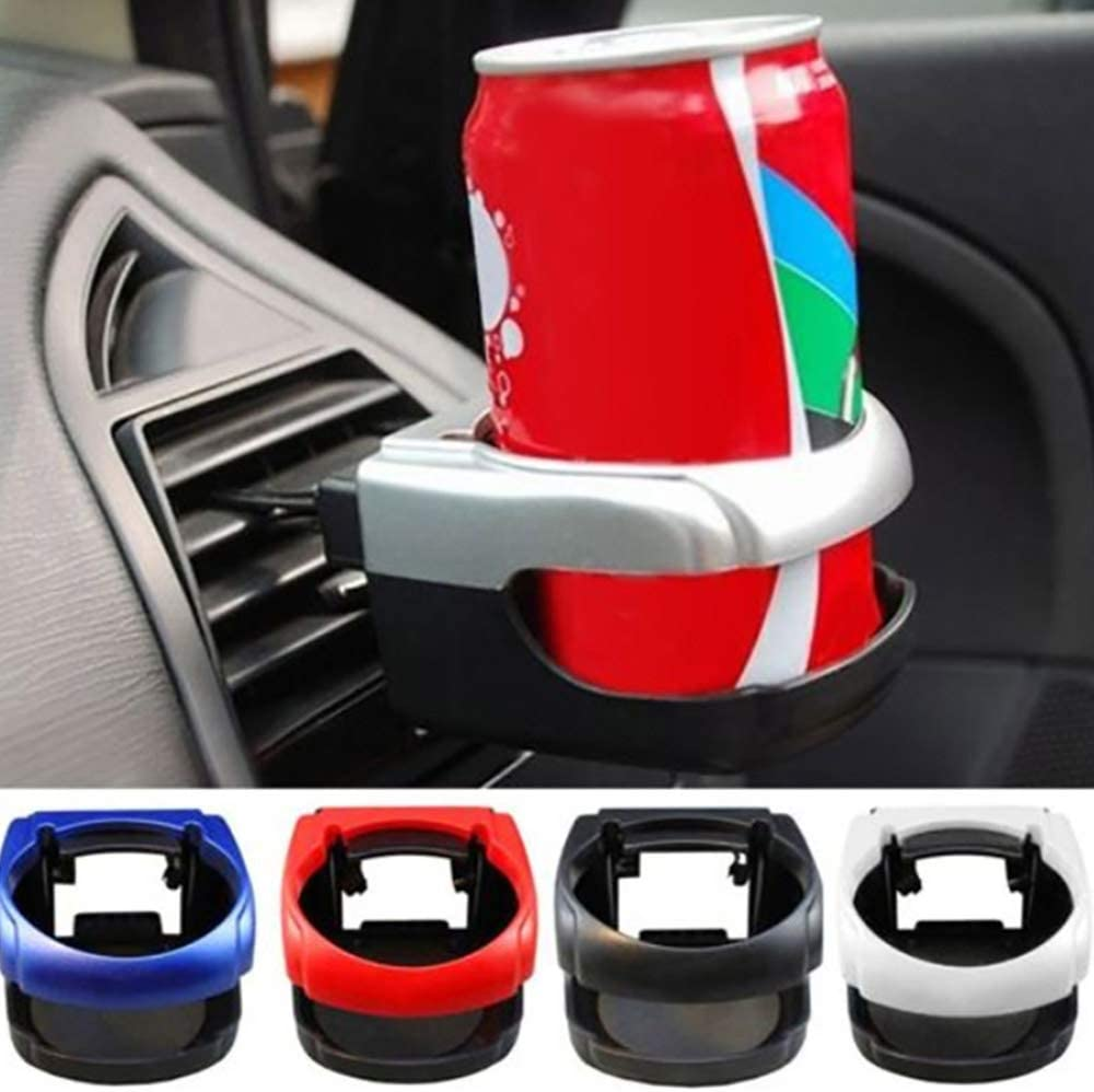 Coffee Tank Bracket Air Mount Stand Drinks Bottle Holders Car-styling Auto Universal Car Truck Drink Extender Water Cup Bottle Stand XH Car Auto Cup Holder