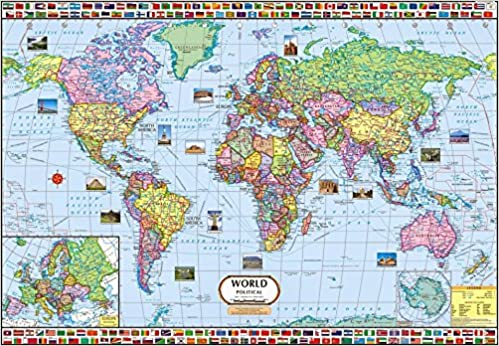 Buy world political map 100 x 70 cm book online at low prices in buy world political map 100 x 70 cm book online at low prices in india world political map 100 x 70 cm reviews ratings amazon gumiabroncs Images