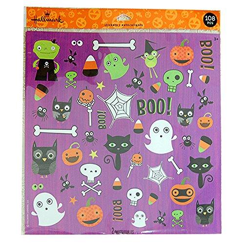 Halloween Cartoon Tattoos Stickers Temporary - Pumpkin Lanterns Little Devil Halloween Tattoo Cosplay Costume Makeup Party Favour for Kids,Children,Women(Little (Cartoon Pumpkin Ideas)