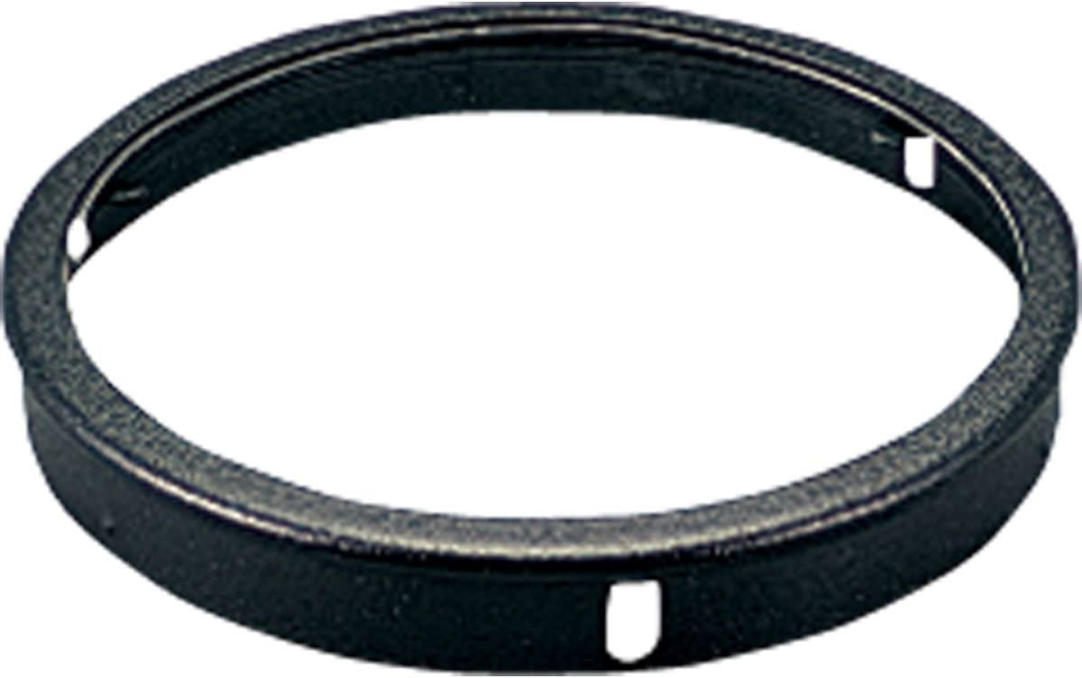 """Progress Lighting P8799-31 Top Cover Lens for 5"""" Cylinder P5675 Series, 5-Inch Diameter x 1/2-Inch Height, Black"""