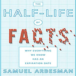 The Half-life of Facts Hörbuch
