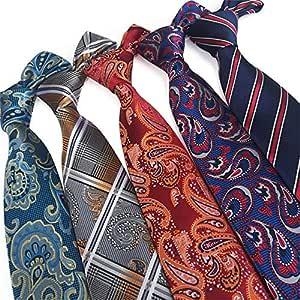 Corbatas clásicas para Hombre, Las Corbatas Tejidas de Las ...