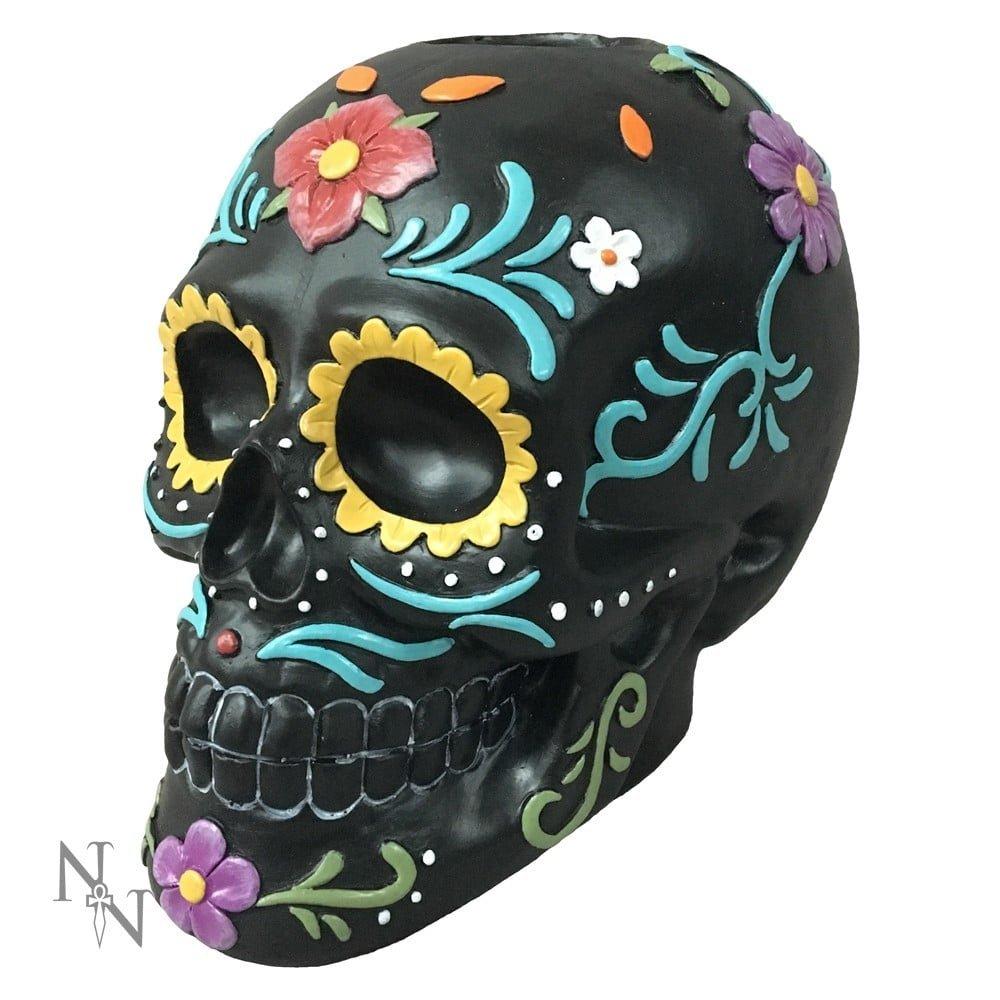 Nemesis Now Flowers Of The Dead Skull