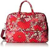 Vera Bradley Women's Grand Traveler, Bohemian Blooms
