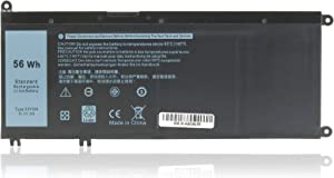 LQM 33YDH Battery Compatible with Dell Inspiron 17 7778 7779 7773 7786 7000 2in1 G3 15 3579 G3 17 3779 G5 15 5587 G7 15 7588 Latitude 13 3380 14 3490 15 3590 3580 99NF2 PVHT1 P30E Vostro 7580 7570