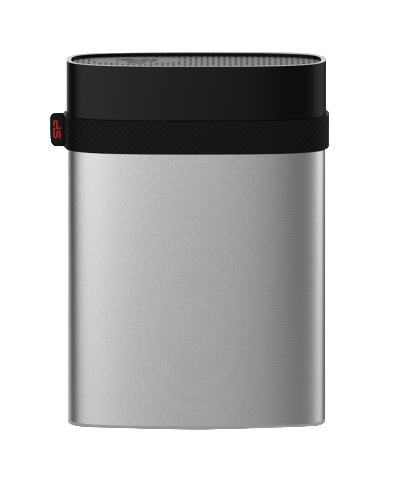 2TB Silicon Power Armor A85 Silver USB3.0 Rugged Portable Hard Drive by Silicon Power (Image #3)