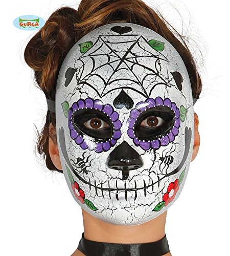 Halloween Male Day of the Dead Mask]()