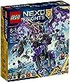 LEGO - 70356 - Nexo Knights - Jeu de Construction - Le Colosse de pierre de la destruction suprême