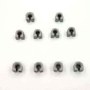 10 piezas con funda de ajuste STIHL 25-2 252 30 - 2 302 40 - 2 402 ...