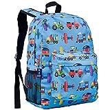 Olive Kids Trains, Planes & Trucks Crackerjack Backpack