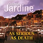 As Serious as Death | Quintin Jardine