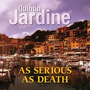 As Serious as Death Audiobook