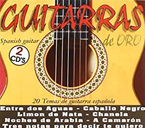 Guitarras De Oro : Various : Amazon.es: Música