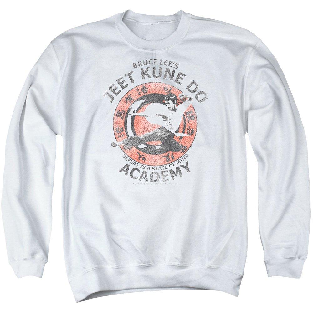 Animals & Wildlife Herren Sweatshirt Opaque Weiß weiß