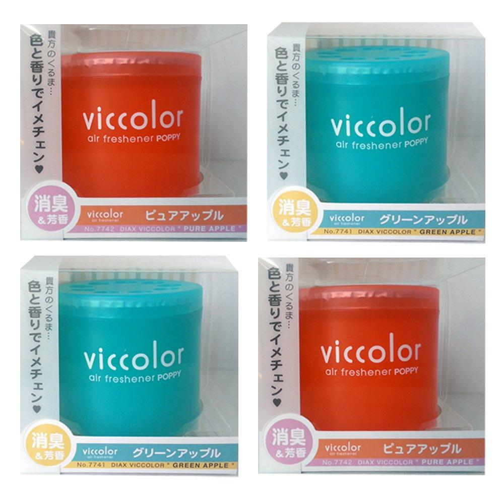Amazon.es: viccolor fresco Perfume ambientador para coche (4 ...