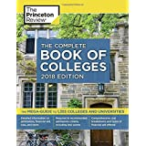 The Complete Book of Colleges, 2018 Edition (College Admissions Guides)