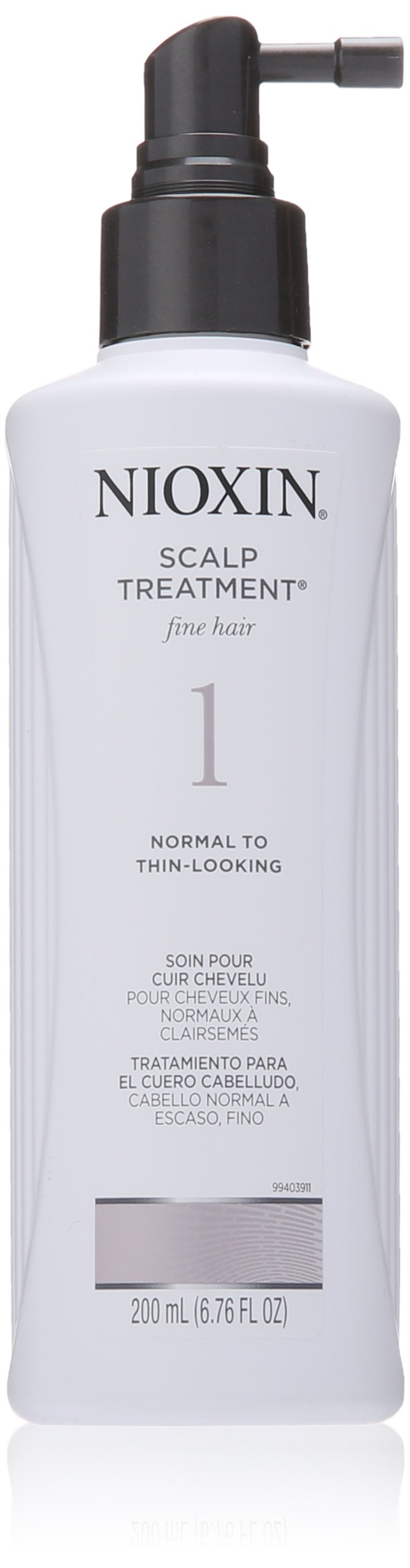 Nioxin System 1 Scalp Treatment for Fine Natural Normal-Thin Hair, 6.76 Ounce
